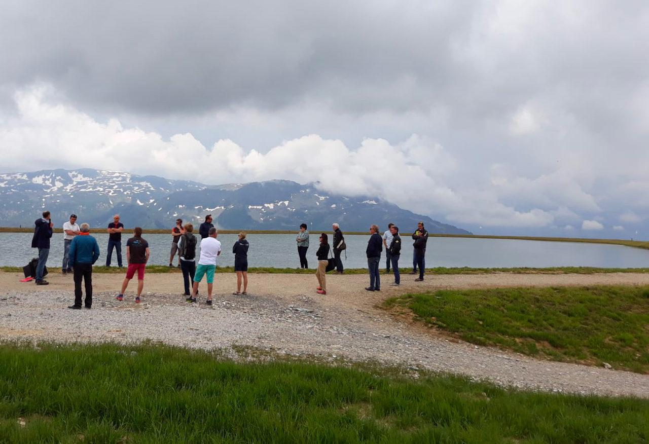 Partage de l'eau: agriculteurs et domaines skiables ont intérêt à coopérer