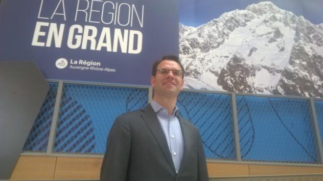 Le président du Comité directeur de SMA ( Enviscope.com)