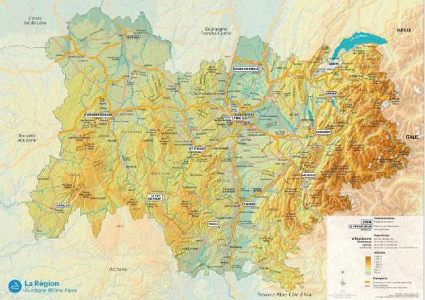 Sraddet Auvergne-Rhône-Alpes : le Rassemblement Citoyen Ecologiste et Solidaire partage l'avis de l'Autorité Environnementale