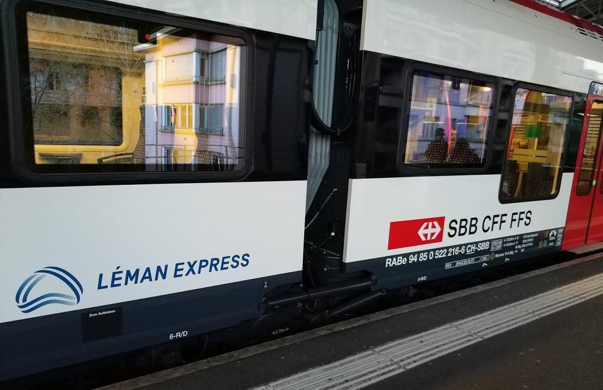 Le Canton de Genève lève 660 millions de francs suisses pour la liaison ferroviaire Ceva du Léman Express
