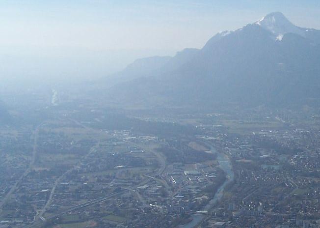 La pollution à l'ozone continue sur trois bassins en Haute-Savoie