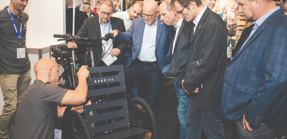 AddBike veut mobiliser 400 000 € pour développer le vélo-cargo