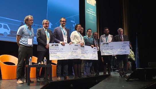 Trois projets étudiants primés au Forum International de la Mobilité Durable