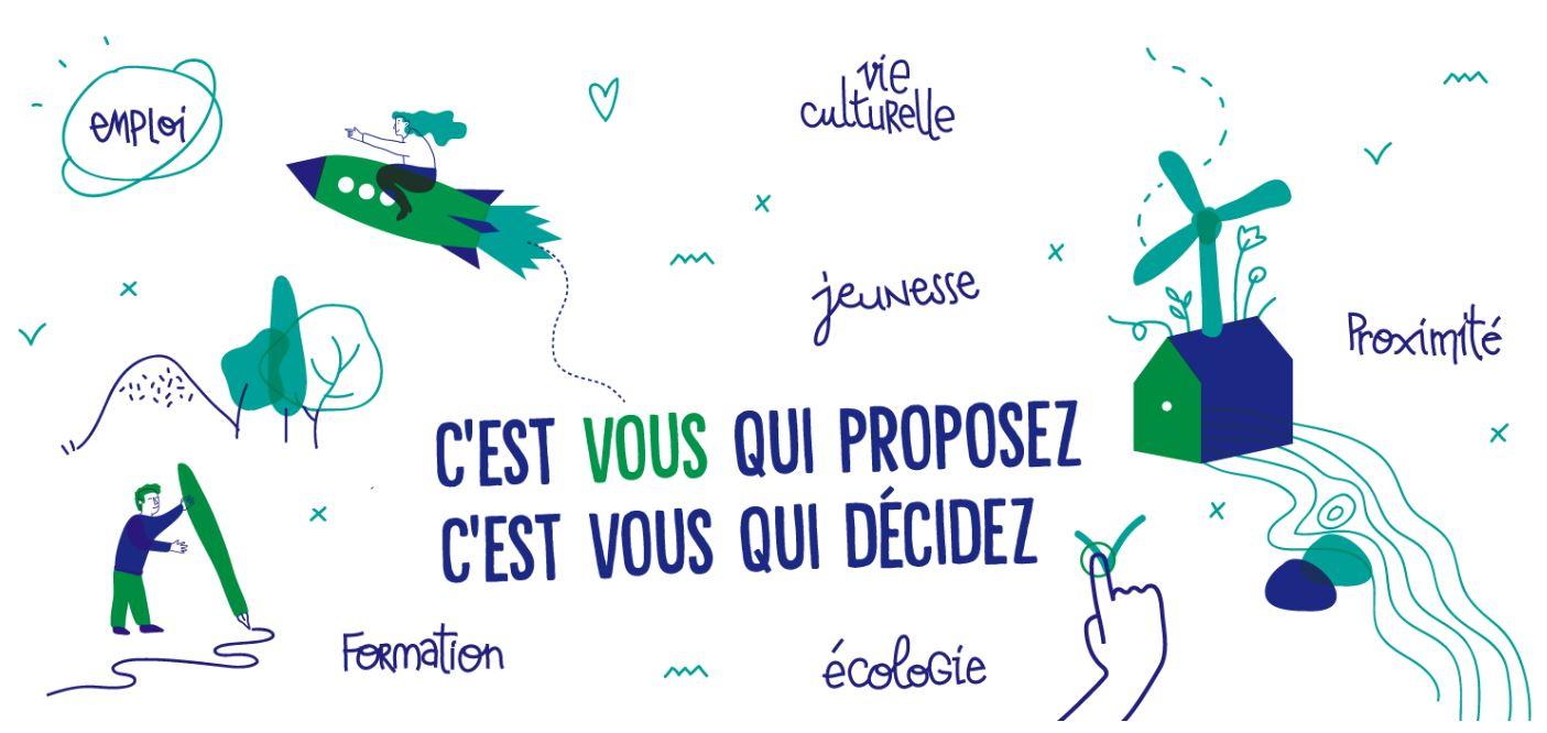 L'Ardeche inaugure son budget participatif de la jeunesse