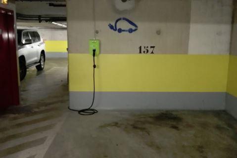 CDC Habitat fait équiper son parc locatif de bornes de recharge pour véhicules électriques