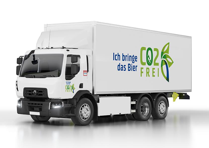 Renault Trucks livrera 20 véhicules 100 % électriques au brasseur Carlsberg