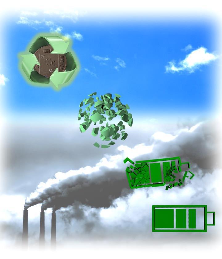 Le CO2 des fumées peut faciliter la purification des métaux rares