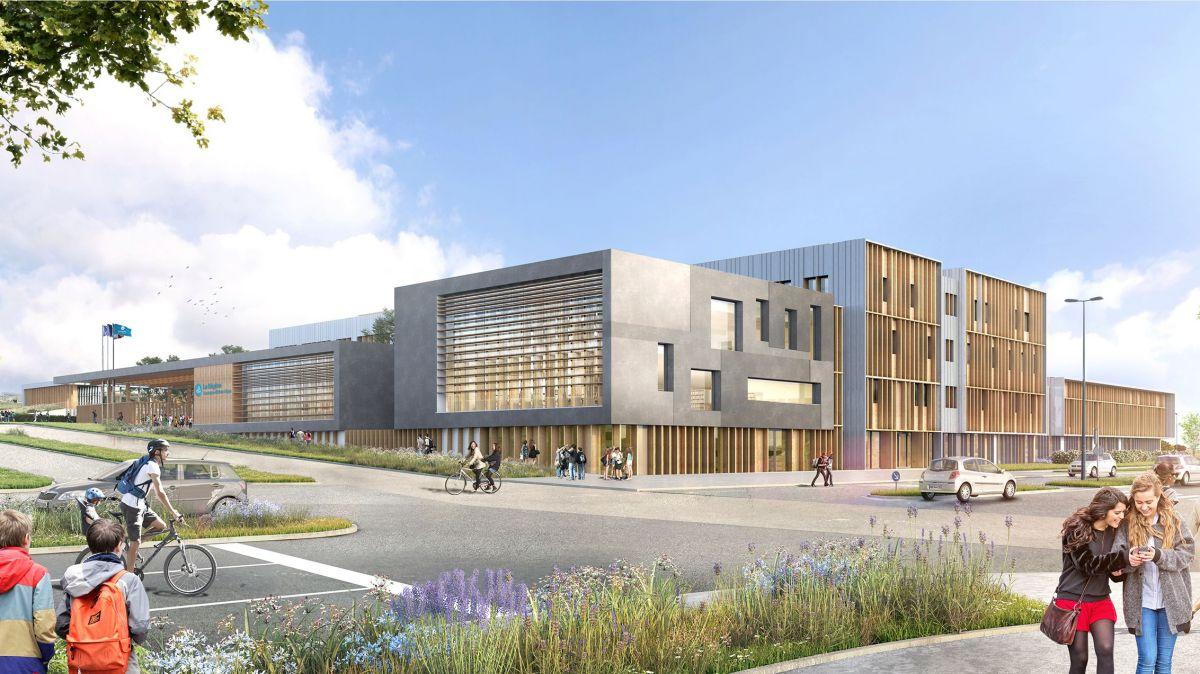 Auvergne-Rhône-Alpes : un plan de rénovation des lycées à objectifs environnementaux