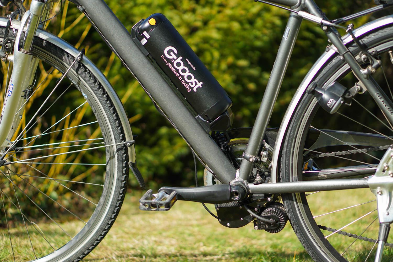 La start-up grenobloise Ebike Lite électrifie les vélos