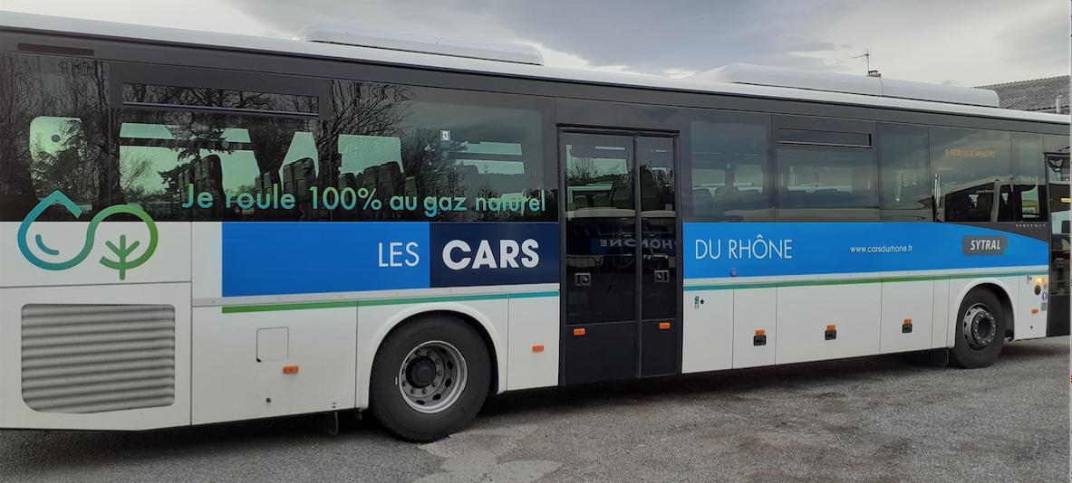 Autocars : Transdev expérimente le GNV entre Givors et Lyon