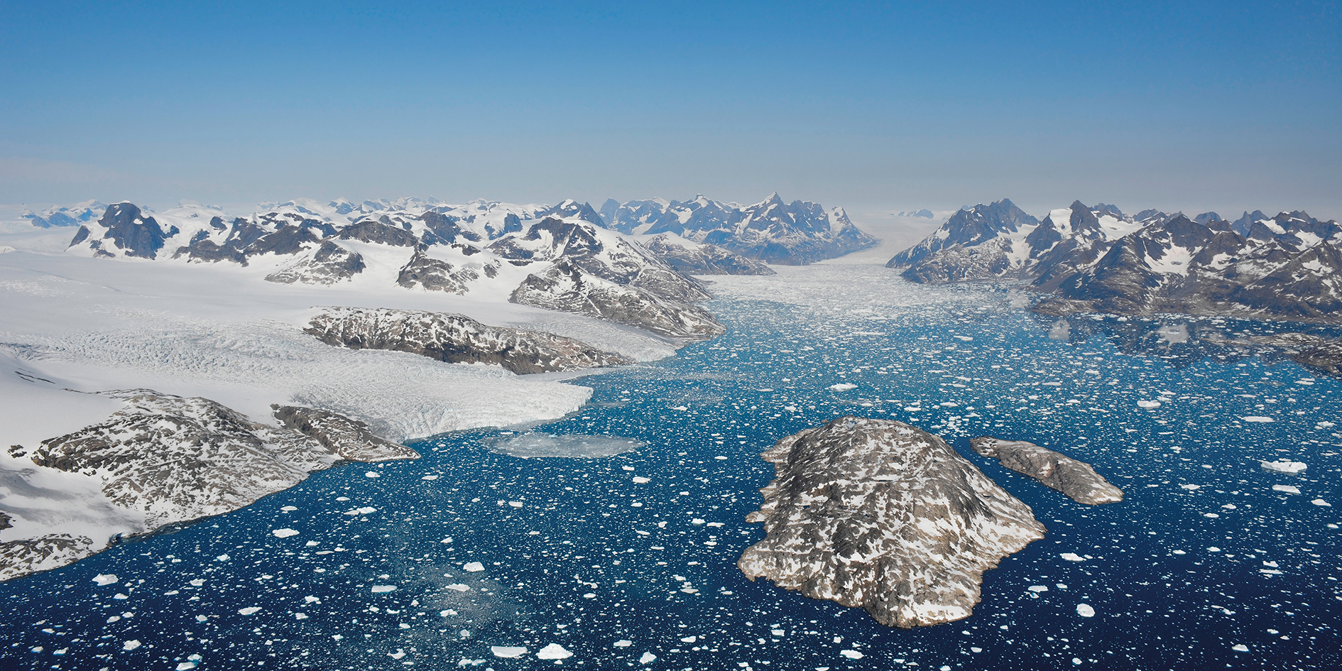 Le Groenland fond plus vite que prévu