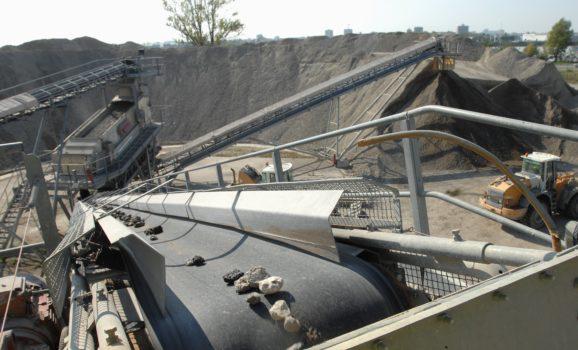 BTP : recyclage et réemploi couvrent 24 % des besoins aurhalpins