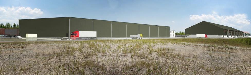 Plateforme logistique CNR / GCA de Salaise-Sablons: l'Autorité environnementale rend son avis