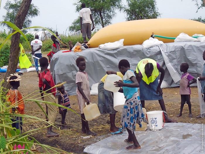 Labaronne-Citaf: un engagement pour démocratiser l'accès à l'eau