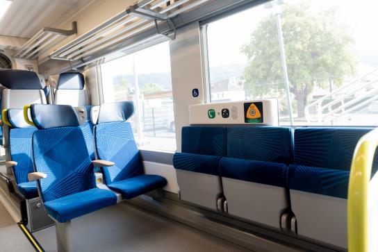 Agglomération Genevoise : Le Léman Express inauguré