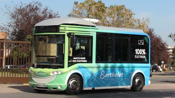 Transport en commun : Berthelet recrute fortement