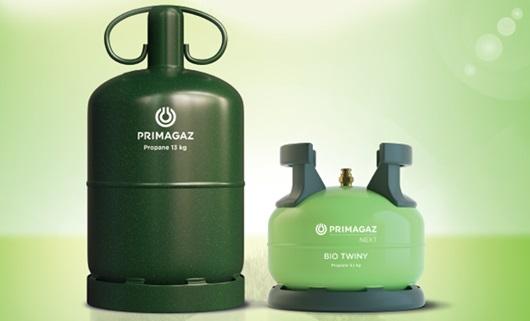 Le gaz vert en bouteille se diversifie