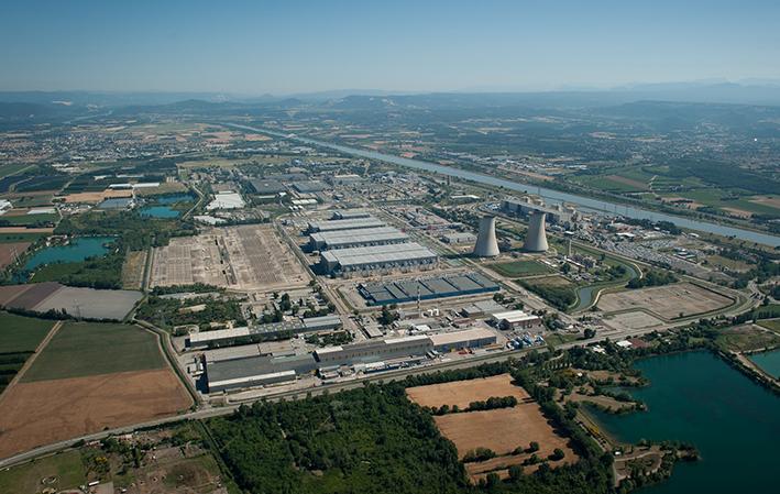 Exercice national de crise nucléaire sur la plateforme Orano Tricastin