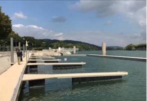 La halte fluviale de Tournon, pour une plaisance respectueuse des eaux du Rhône
