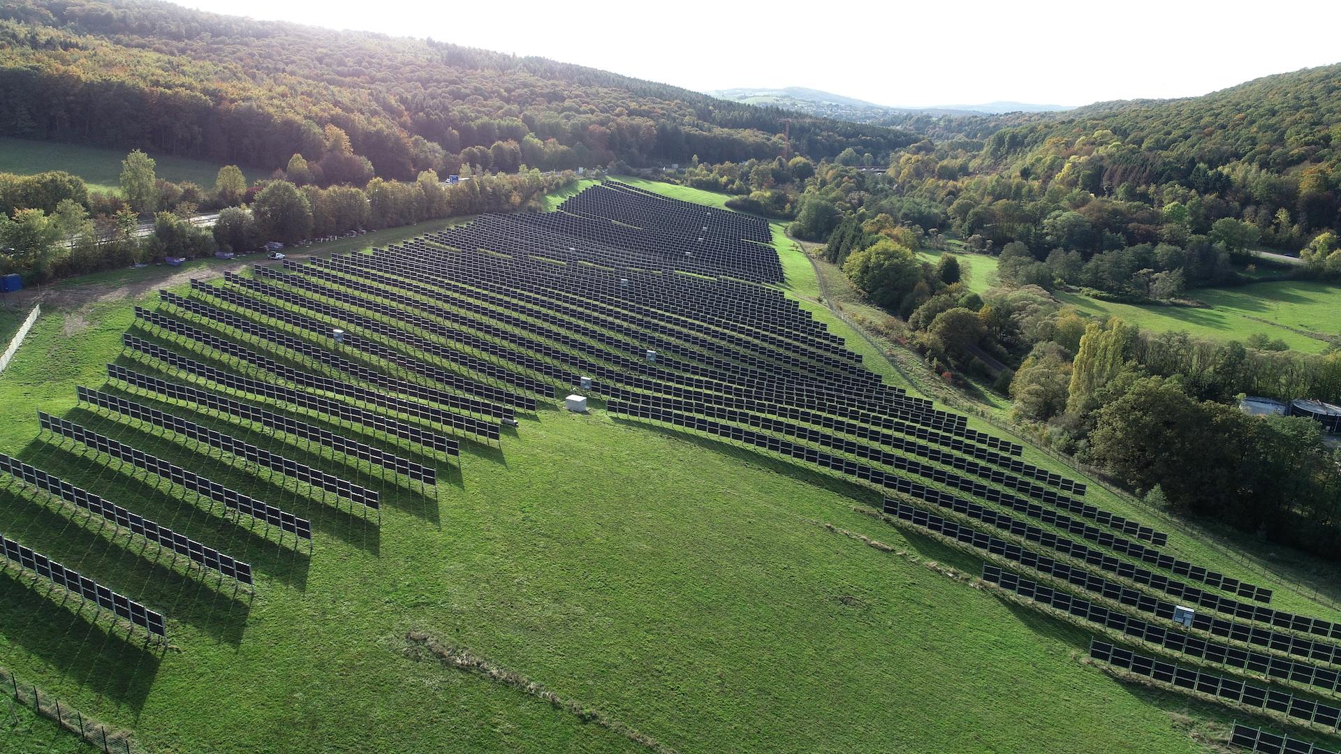 Total Quadran déploiera une solution de pointe pour l'agrivoltaïsme