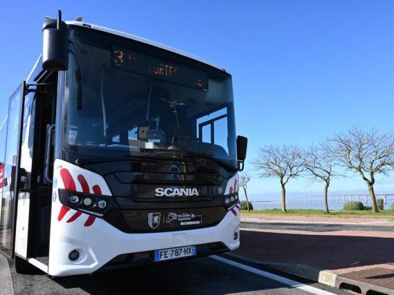 Transdev a testé dans le Rhône un car roulant à l'éthanol issu du marc de raisin