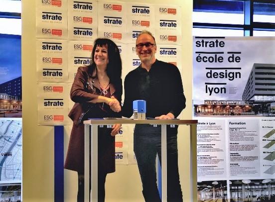 ESC Clermont et Strate Ecole de Design créent le master Anthropocène by Design