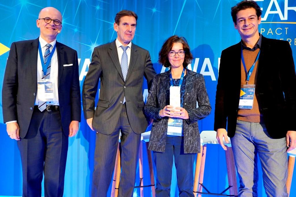 Le CEA et Sylfen décrochent le prix Earto de l'innovation de l'année
