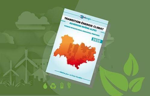 L'édition 2020 de Transition Energie Climat Auvergne-Rhône-Alpes publiée ce lundi