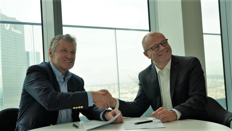 Total et InVivo partenaires pour l'agrivoltaïsme