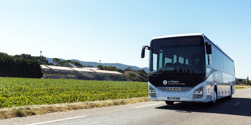 La Région aux commandes des transports dans l'Ain et le Cantal
