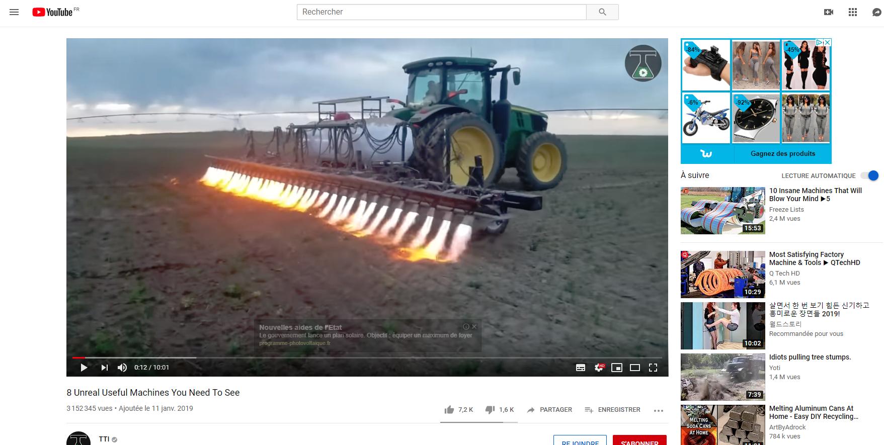Emissions de gaz à effet de serre : le Shift Project souligne l'insoutenable usage de la vidéo en ligne