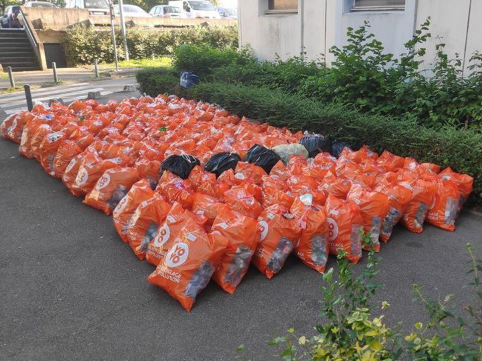 Plastiques: Yoyo reprend la collecte dans l'agglomération lyonnaise